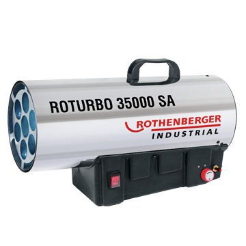 ROTHENBERGER Industrial - Heizkanone ROTURBO 35000